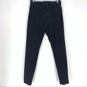Kancan Black Highwaisted Skinny Jean